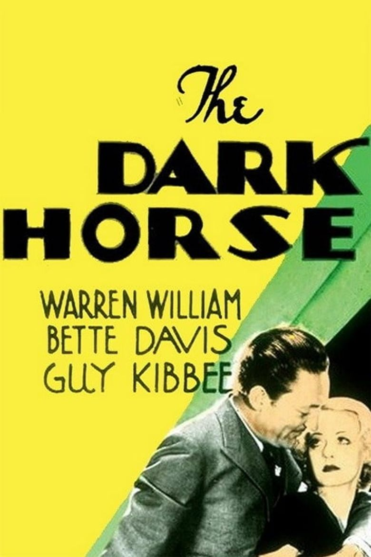 The Dark Horse Poster