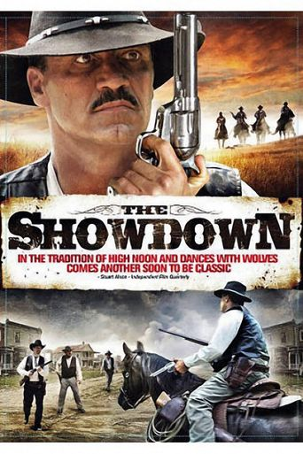 The Showdown Poster