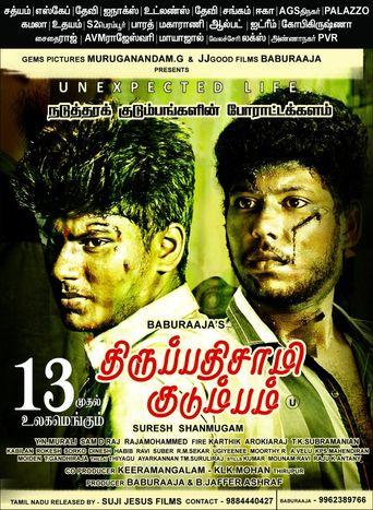 Thirupathisamy Kudumbam Poster