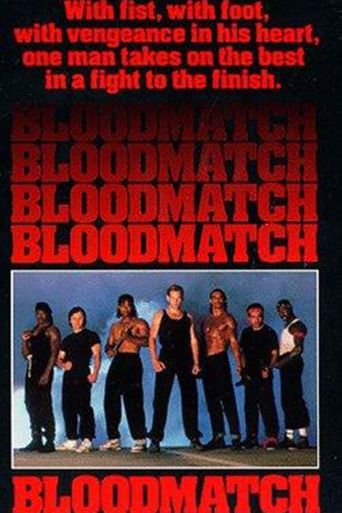 Watch Bloodmatch