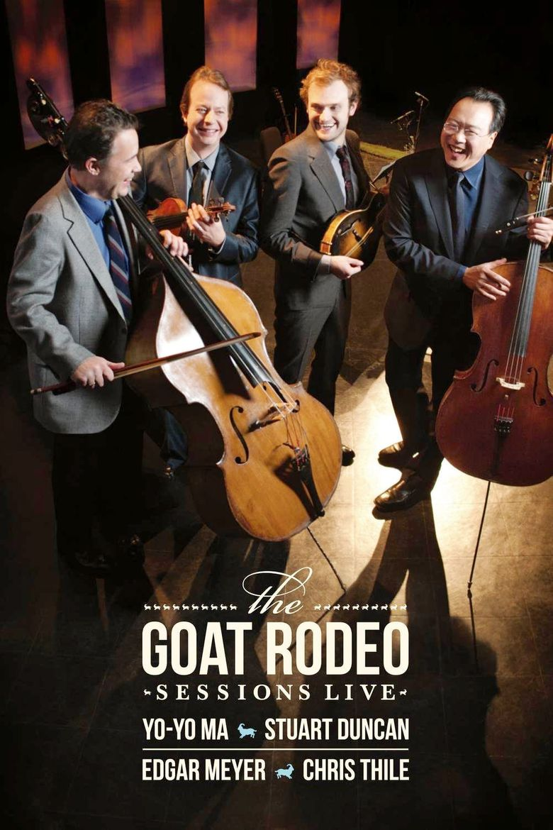 The Goat Rodeo Sessions Live Poster