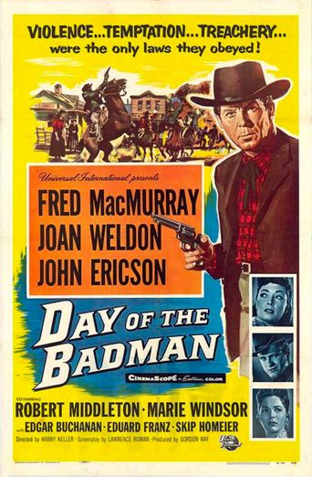 Day of the Badman Poster