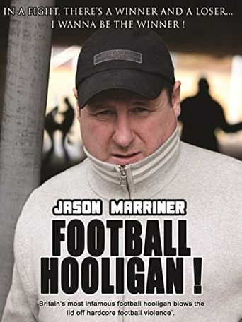 Jason Marriner Football Hooligan Poster