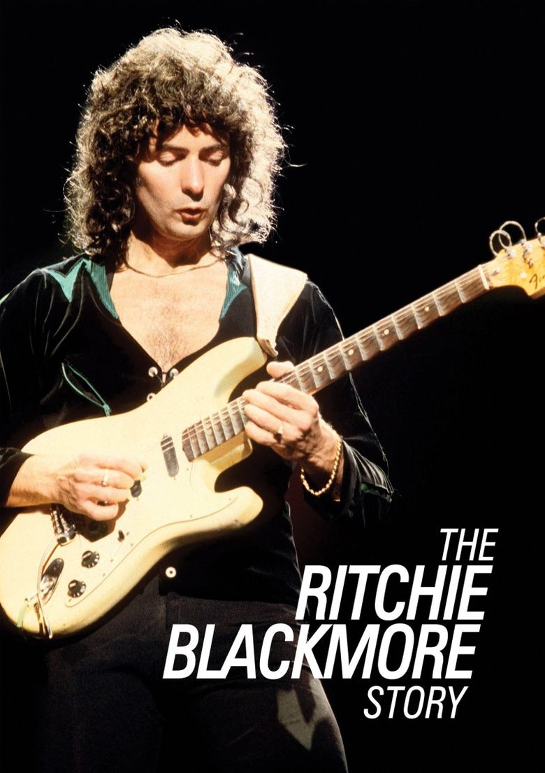 The Ritchie Blackmore Story Poster