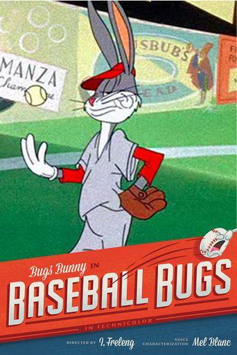Baseball Bugs Poster