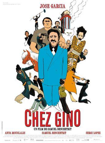 Chez Gino Poster