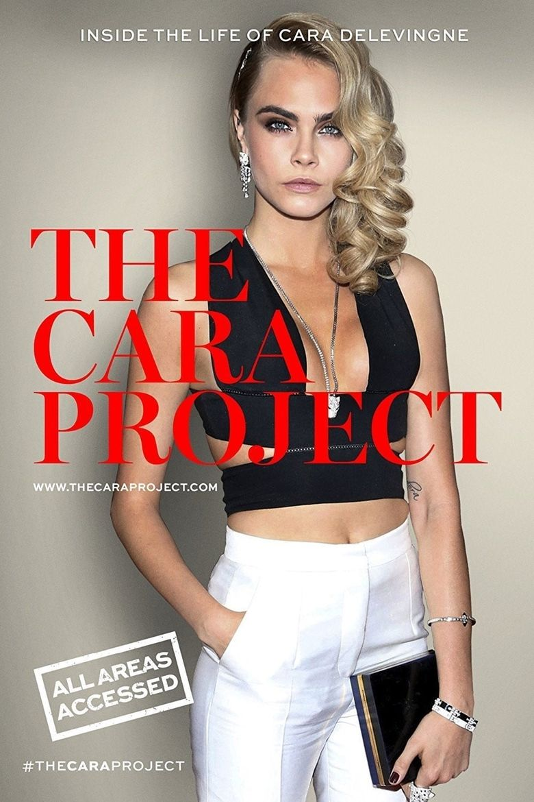 The Cara Project Poster