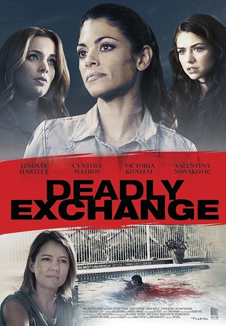 Deadly Exchange Poster