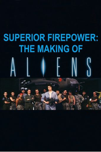 Superior Firepower: Making 'Aliens' Poster