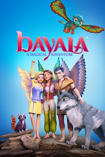 Bayala: A Magical Adventure Poster