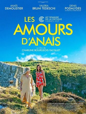 Anaïs in Love Poster
