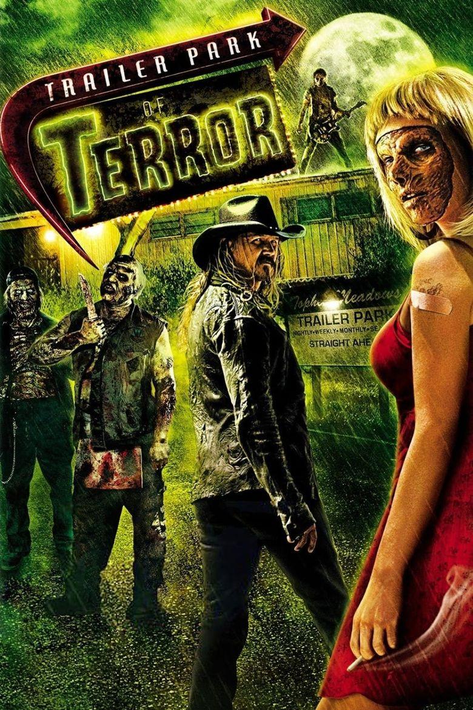 Trailer Park of Terror Poster
