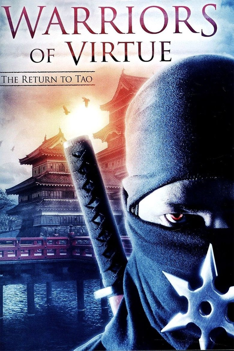 Warriors of Virtue: The Return to Tao Poster