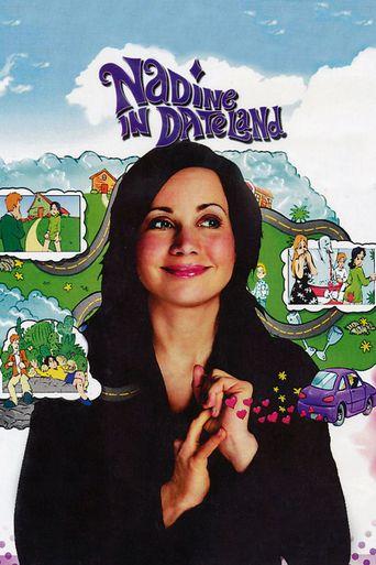 Nadine in Dateland Poster