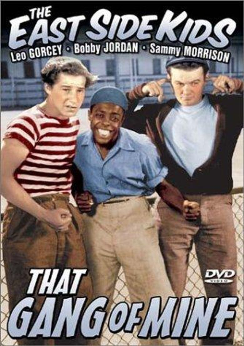 That Gang of Mine Poster