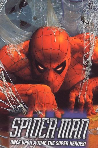 Spider-Man - Once Upon a Time the Super Heroes Poster
