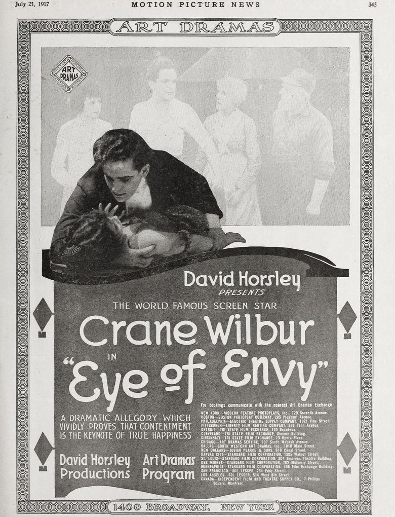 The Eye of Envy Poster