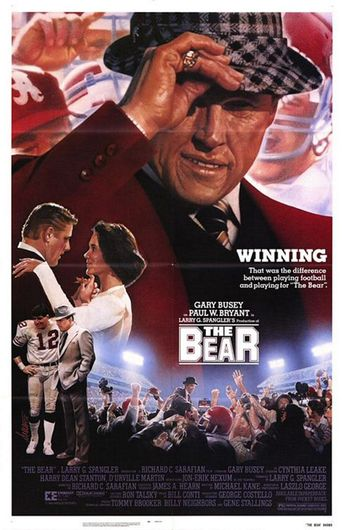 The Bear Poster