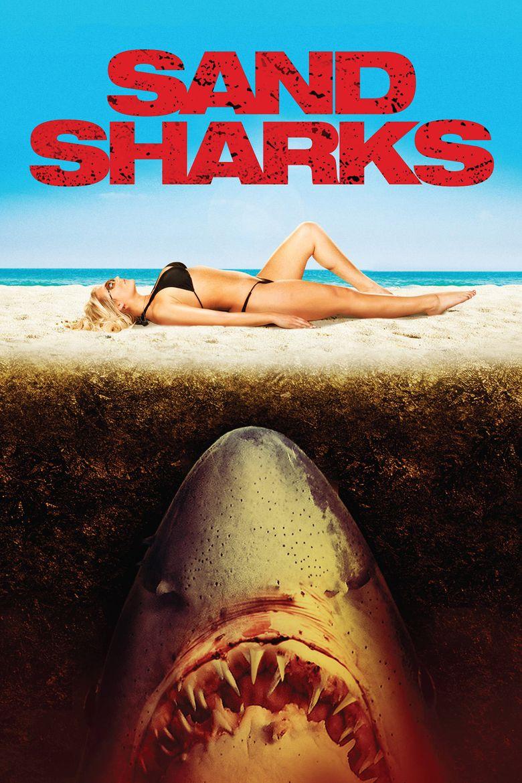 Sand Sharks Poster
