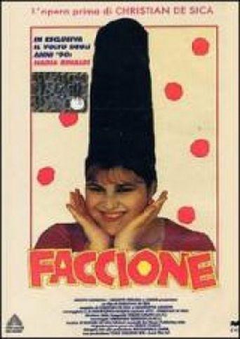 Faccione Poster