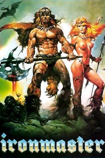 Ironmaster Poster