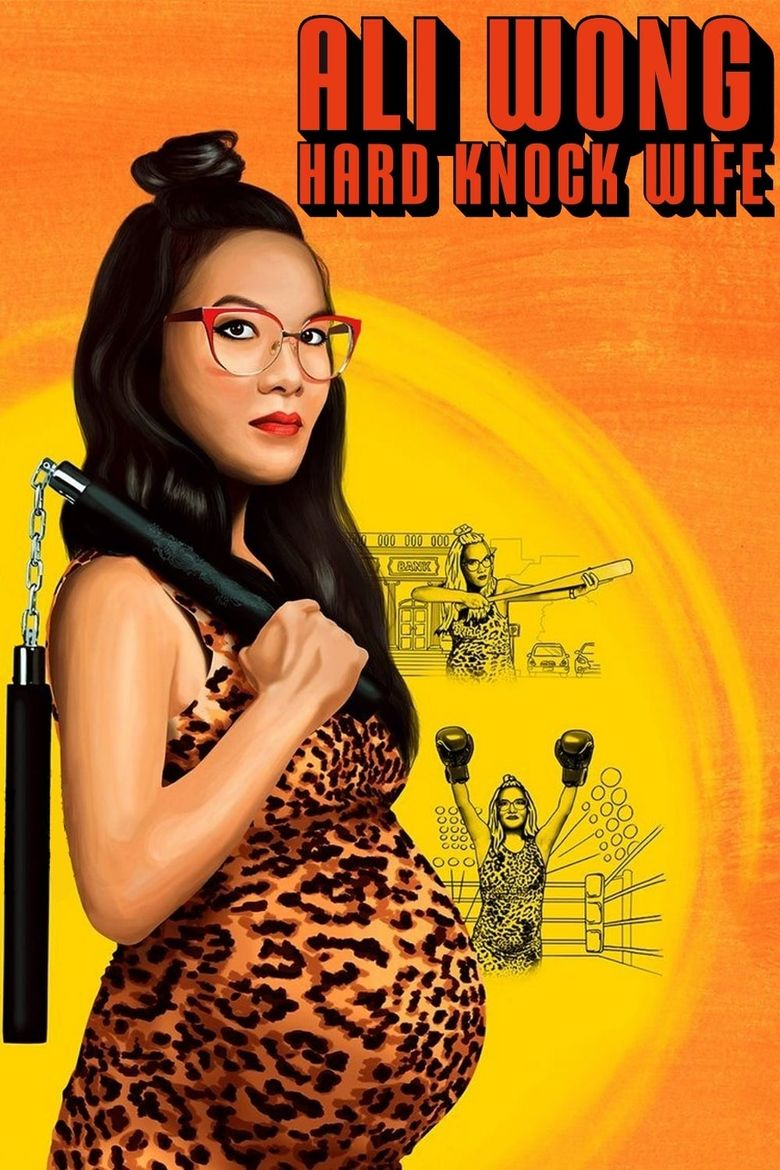 Ali Wong: Hard Knock Wife Poster