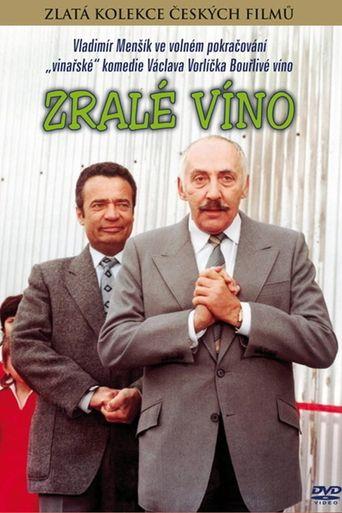 Zralé víno Poster