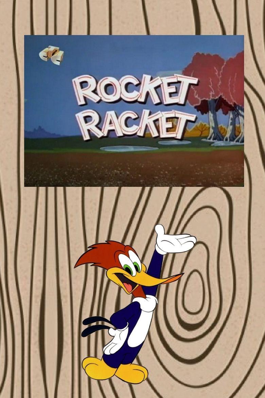 Rocket Racket Poster