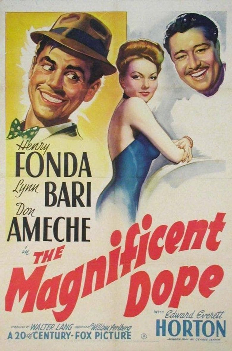 The Magnificent Dope Poster