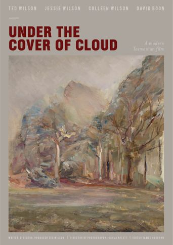 Under the Cover of Cloud Poster