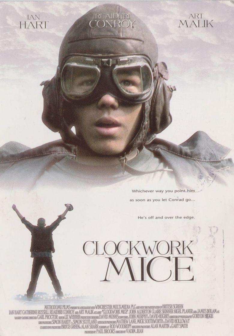 Clockwork Mice Poster
