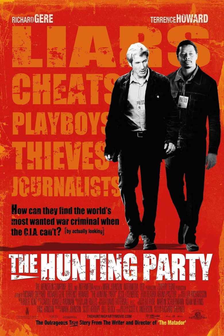 The Hunting Party Poster