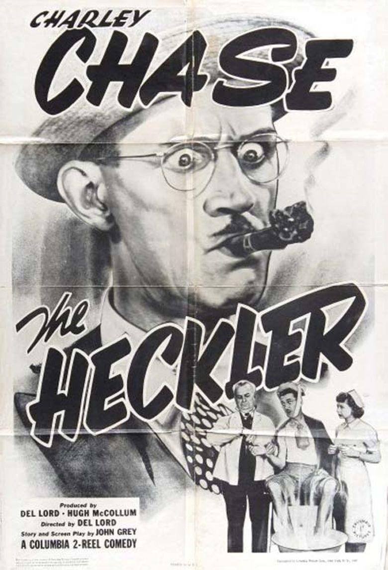 The Heckler Poster