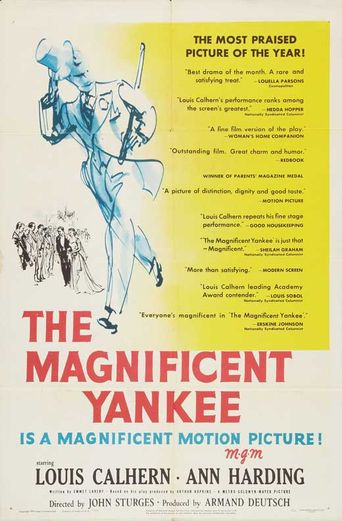 Watch The Magnificent Yankee