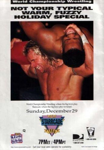 WCW Starrcade '96 Poster