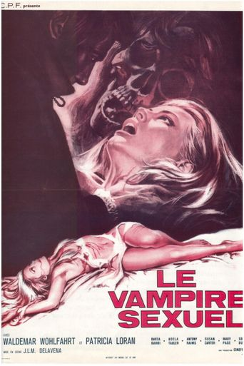 The Vampire of the Highway Poster