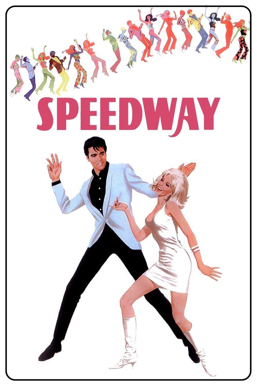 Speedway Poster