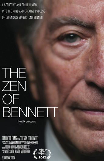 The Zen of Bennett Poster