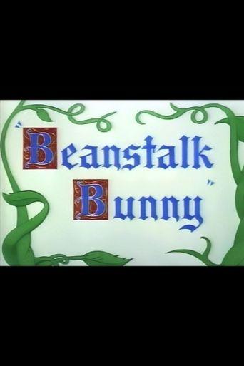 Beanstalk Bunny Poster
