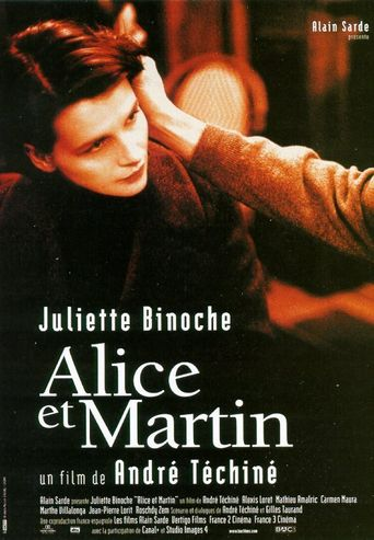 Alice and Martin Poster
