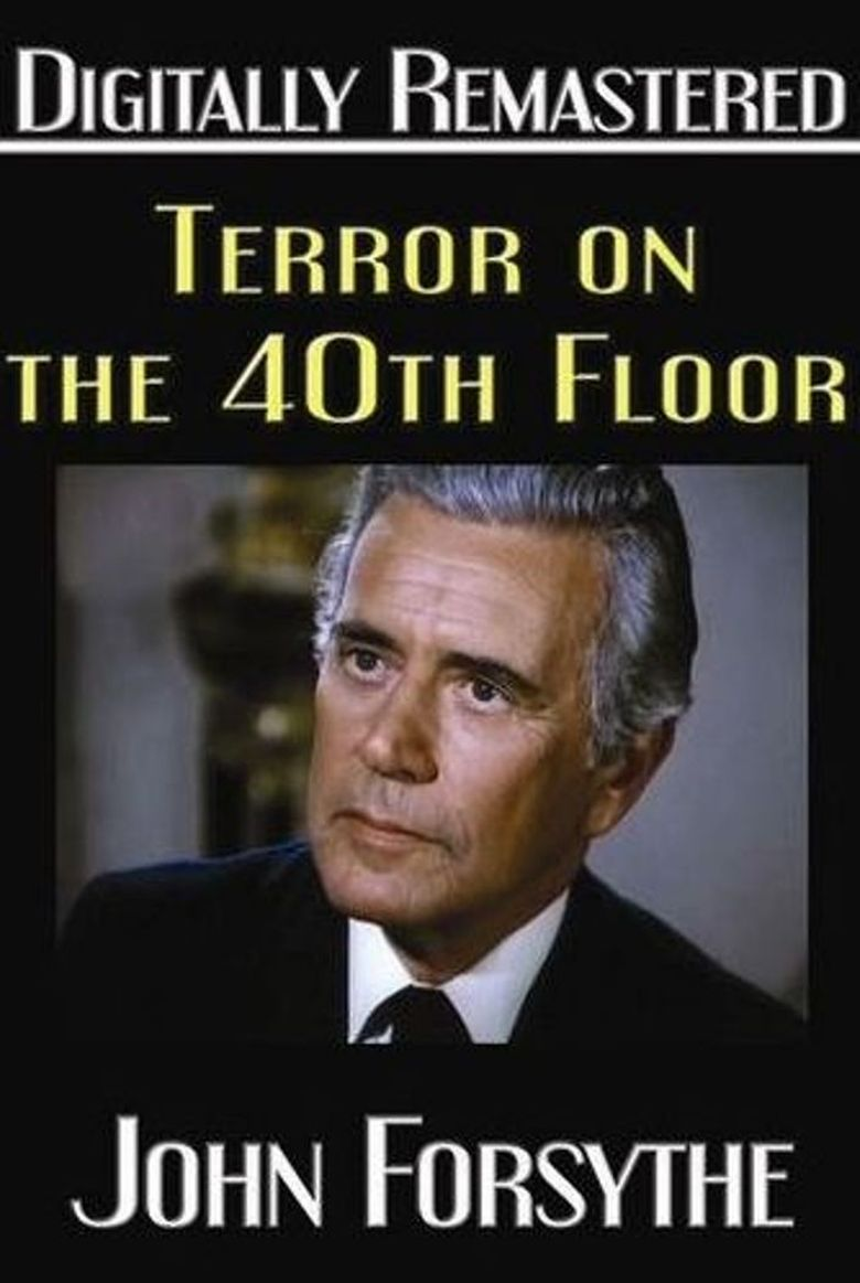 Terror on the 40th Floor Poster