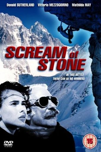 Scream of Stone Poster
