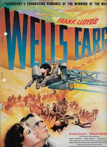 Wells Fargo Poster