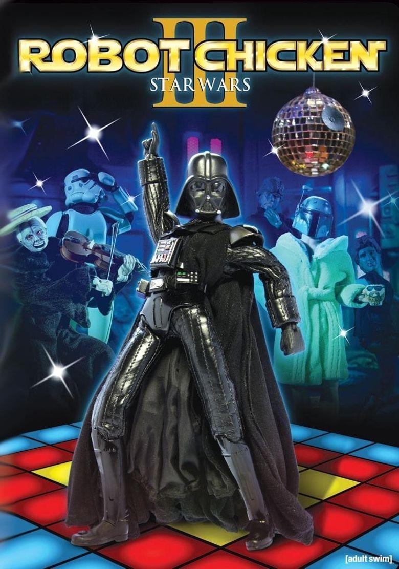 Robot Chicken: Star Wars Episode III Poster