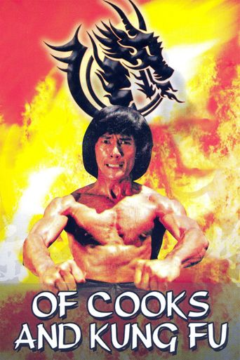 Of Cooks and Kung Fu Poster