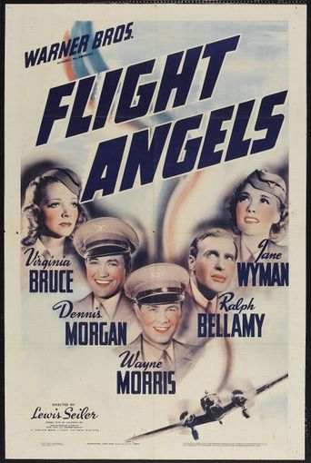 Flight Angels Poster