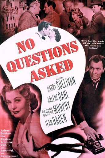 No Questions Asked Poster