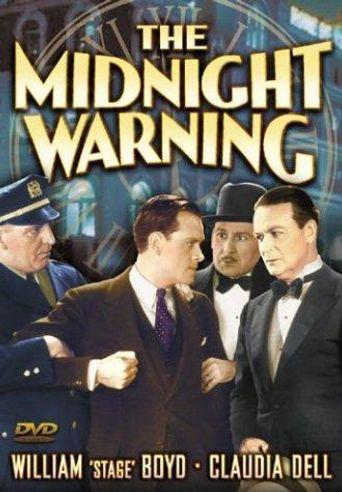 Midnight Warning Poster