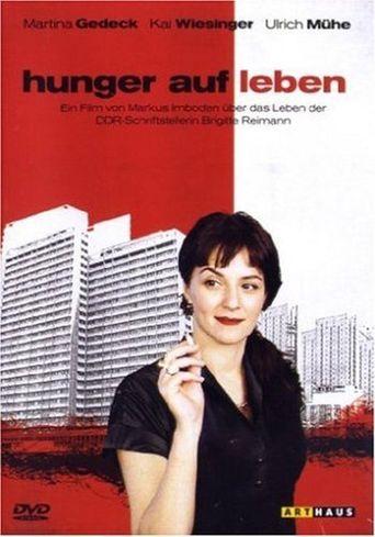 Hunger auf Leben Poster