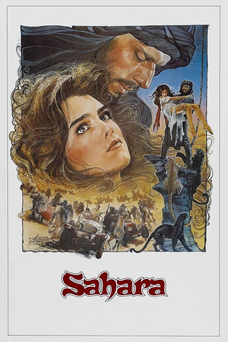 Sahara (1983) - Watch on Showtime or Streaming Online